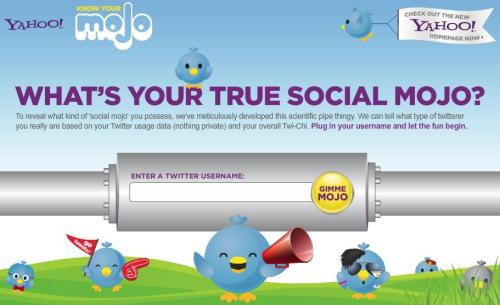 What's your true social mojo?